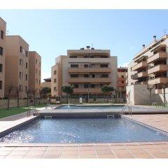 Отель Ficus 4 Испания, Льорет-де-Мар - отзывы, цены и фото номеров - забронировать отель Ficus 4 онлайн бассейн