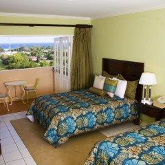 Отель The Cardiff Hotel & Spa Ямайка, Ранавей-Бей - отзывы, цены и фото номеров - забронировать отель The Cardiff Hotel & Spa онлайн комната для гостей фото 3