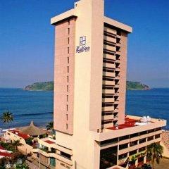 Acqua Grand Hotel пляж фото 2