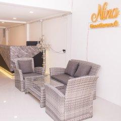 Отель Nina Guesthouse комната для гостей фото 2