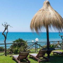 Отель Holiday Village Фонди пляж