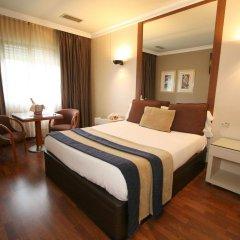 Отель Motel Aeropuerto Испания, Вилабоа - отзывы, цены и фото номеров - забронировать отель Motel Aeropuerto онлайн комната для гостей фото 2