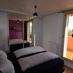 Отель MyNice Rooftop Франция, Ницца - отзывы, цены и фото номеров - забронировать отель MyNice Rooftop онлайн комната для гостей фото 4