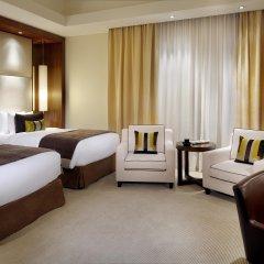 Отель JW Marriott Marquis Dubai комната для гостей