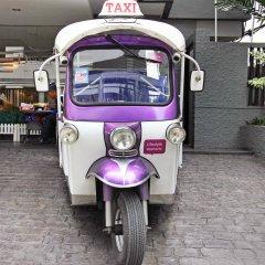 D Varee Diva Bally Sukhumvit Hotel Бангкок городской автобус