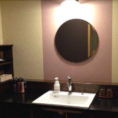 Отель Kutsurogijuku Shintaki Япония, Айдзувакамацу - отзывы, цены и фото номеров - забронировать отель Kutsurogijuku Shintaki онлайн ванная фото 2