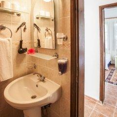 Papermoon Hotel & Aparts Турция, Калкан - отзывы, цены и фото номеров - забронировать отель Papermoon Hotel & Aparts онлайн ванная фото 2