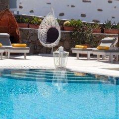 Отель Domna Греция, Миконос - отзывы, цены и фото номеров - забронировать отель Domna онлайн бассейн фото 3