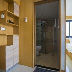Отель Sillemon Garden Бангкок ванная