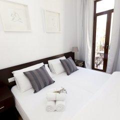 Апартаменты Happy Apartments Barcelona комната для гостей фото 11