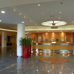 Hotel Planet Ареццо интерьер отеля
