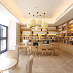 Ji Hotel (Yulin High-tech Development Zone) гостиничный бар