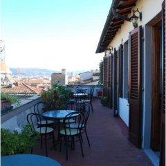 Отель Medici Италия, Флоренция - - забронировать отель Medici, цены и фото номеров балкон фото 2