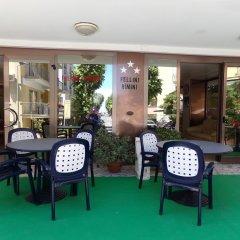 Отель Fellini Rimini Римини интерьер отеля