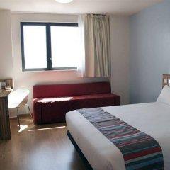 Отель Travelodge Madrid Alcalá Мадрид комната для гостей фото 5