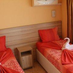 Отель Вива Бийч Болгария, Поморие - отзывы, цены и фото номеров - забронировать отель Вива Бийч онлайн комната для гостей фото 3