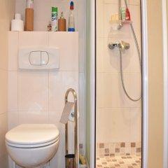 Апартаменты Simplistic 1 Bedroom Apartment in 17th ванная
