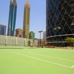 Отель Kennedy Towers - Park Towers Дубай спортивное сооружение