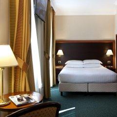 Smooth Hotel Rome West 4* Улучшенный номер с двуспальной кроватью