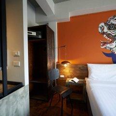 Отель Cacha Hotel Таиланд, Бангкок - 1 отзыв об отеле, цены и фото номеров - забронировать отель Cacha Hotel онлайн комната для гостей фото 5