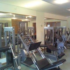 Гостиница Беккер фитнесс-зал фото 4