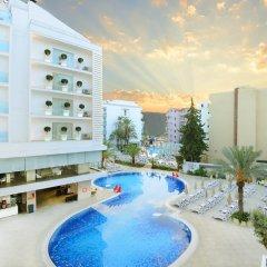 Blue Bay Platinum Hotel Мармарис бассейн