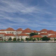 Отель Diamond Westlake Suites Ханой приотельная территория