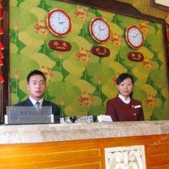 Dujiangyan Jin An Hostel интерьер отеля фото 9