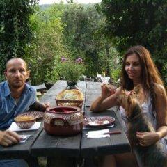 Отель Stefanina Guesthouse Боженци питание