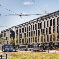 Отель Leto Motel Мюнхен спортивное сооружение