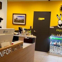 Отель 24 Guesthouse Dongdaemun Южная Корея, Сеул - отзывы, цены и фото номеров - забронировать отель 24 Guesthouse Dongdaemun онлайн интерьер отеля фото 2