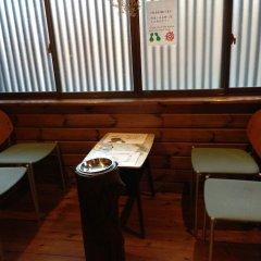 Spa Hostel Khaosan Beppu Беппу гостиничный бар