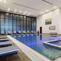Ramada Hotel And Suites Ajman Аджман бассейн