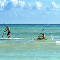 Отель Ocean Riviera Paradise Плая-дель-Кармен приотельная территория фото 2