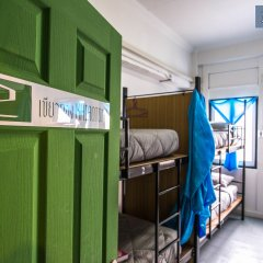 Zee Thai Hostel Бангкок комната для гостей фото 2