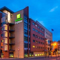 Отель Holiday Inn Express Glasgow City Centre Riverside фото 3