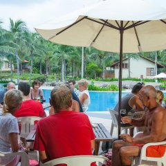 Отель Pandanus Resort Фантхьет гостиничный бар
