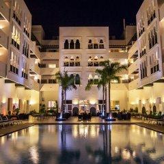 Отель Andalucia Golf Tanger Марокко, Медина Танжера - отзывы, цены и фото номеров - забронировать отель Andalucia Golf Tanger онлайн бассейн фото 3