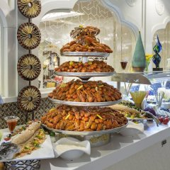 Royal Taj Mahal Hotel Турция, Чолакли - 1 отзыв об отеле, цены и фото номеров - забронировать отель Royal Taj Mahal Hotel онлайн питание фото 2