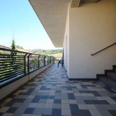 Отель B&B 193° Sud балкон