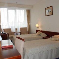 Гостиница Амбассадор 4* Стандартный номер с 2 отдельными кроватями фото 4