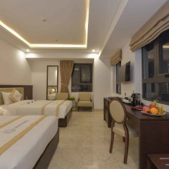 Eden Hotel Danang комната для гостей
