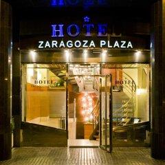 Отель Zaragoza Plaza Испания, Сан-Себастьян - отзывы, цены и фото номеров - забронировать отель Zaragoza Plaza онлайн вид на фасад
