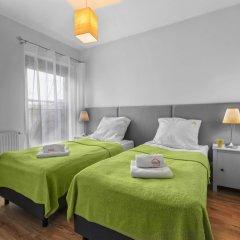 Отель Apartamenty Aparts комната для гостей фото 2