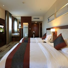 Отель Xiamen Rushi Hotel Exhibition Center Китай, Сямынь - отзывы, цены и фото номеров - забронировать отель Xiamen Rushi Hotel Exhibition Center онлайн комната для гостей