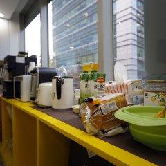 Отель 24 Guesthouse Seoul City Hall питание