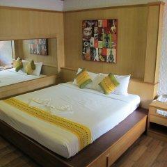 Отель Kata Garden Resort пляж Ката комната для гостей фото 5