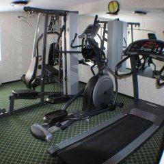 Отель All Seasons Inn and Suites фитнесс-зал фото 2