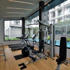 Отель At Mind Exclusive Pattaya фитнесс-зал фото 2