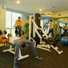 Отель Oxford Suites Makati Филиппины, Макати - отзывы, цены и фото номеров - забронировать отель Oxford Suites Makati онлайн фитнесс-зал фото 3